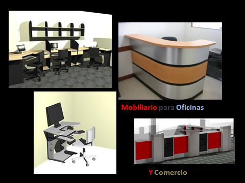 Mobiliario para oficina disenatura for Nacional de muebles para oficina y comercio